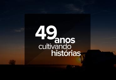 49 anos cultivando histórias