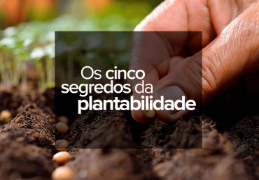 Os cinco segredos da plantabilidade