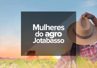 Mulheres do agro Jotabasso